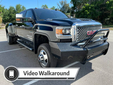 2017 GMC Sierra 3500HD for sale at GREENWISE MOTORS in Melbourne FL