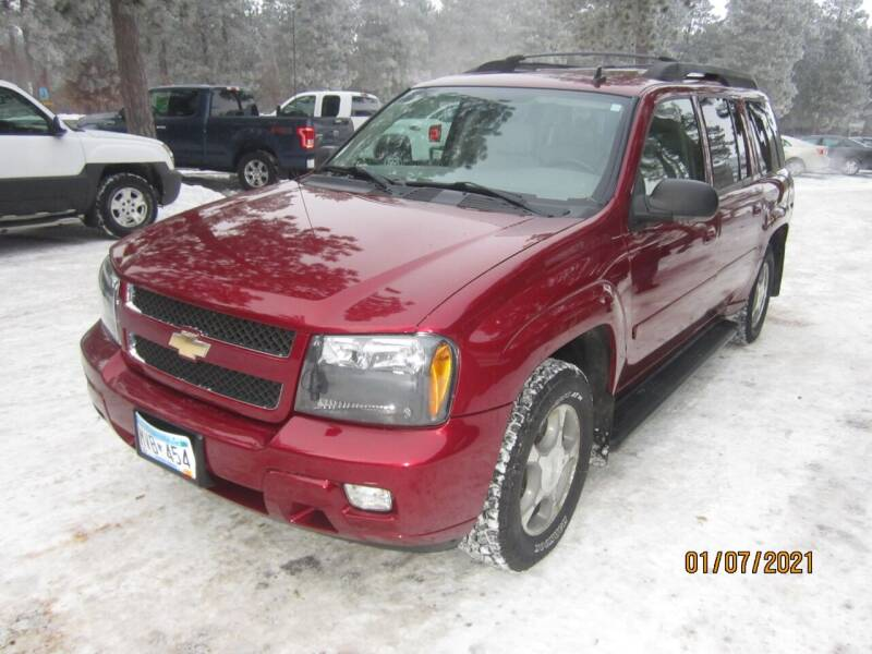 2006 Chevrolet TrailBlazer EXT for sale at SUNNYBROOK USED CARS in Menahga MN