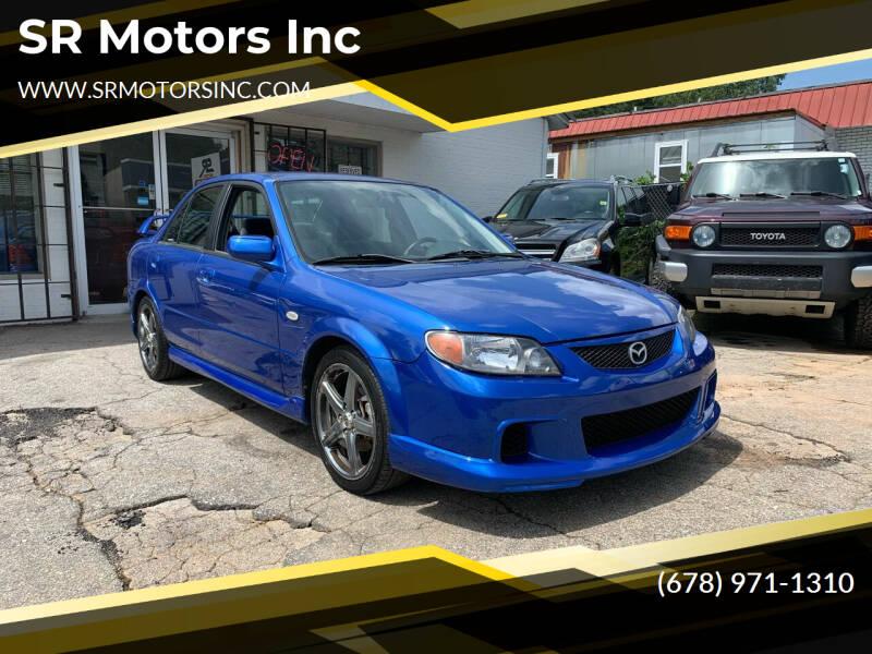 2003 Mazda MAZDASPEED Protege for sale at SR Motors Inc in Gainesville GA