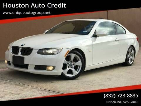2008 BMW 3 Series for sale at Houston Auto Credit in Houston TX