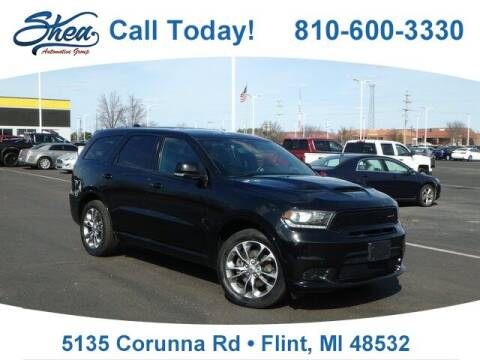 2019 Dodge Durango for sale at Jamie Sells Cars 810 - Linden Location in Flint MI