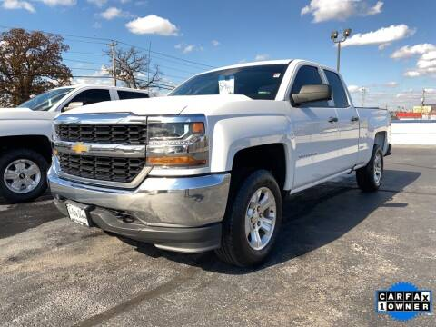 2017 Chevrolet Silverado 1500 for sale at The Auto Shoppe in Springfield MO