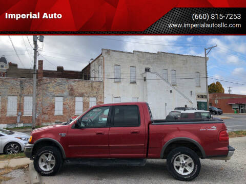 2003 Ford F-150 for sale at Imperial Auto of Marshall in Marshall MO