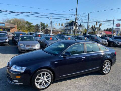 2010 Audi A6 for sale at Masic Motors, Inc. in Harrisburg PA