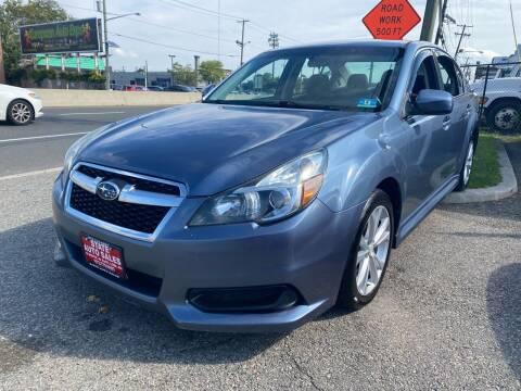 2013 Subaru Legacy for sale at STATE AUTO SALES in Lodi NJ