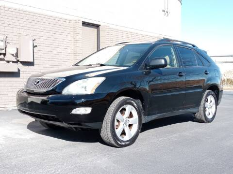 2004 Lexus RX 330 for sale at AUTOMOTIVE SOLUTIONS in Salt Lake City UT
