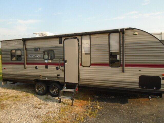 2018 Greywolf 22 RR for sale at Lee RV Center in Monticello KY