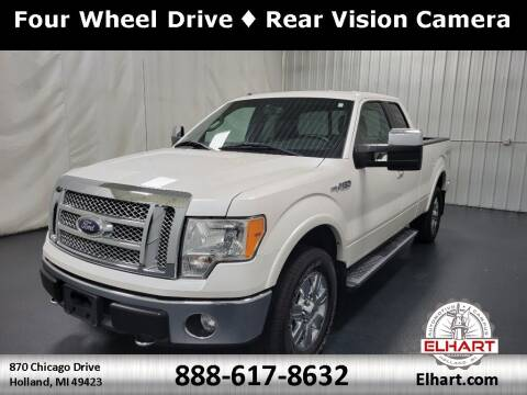 2011 Ford F-150 for sale at Elhart Automotive Campus in Holland MI