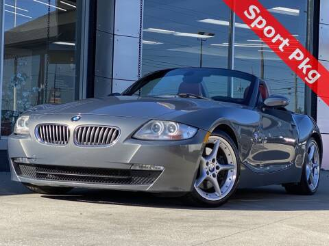2008 BMW Z4 for sale at Carmel Motors in Indianapolis IN