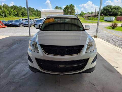 2010 Mazda CX-9 for sale at Auto Guarantee, LLC in Eunice LA