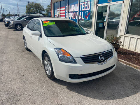 2009 Nissan Altima for sale at Lee Auto Group Tampa in Tampa FL