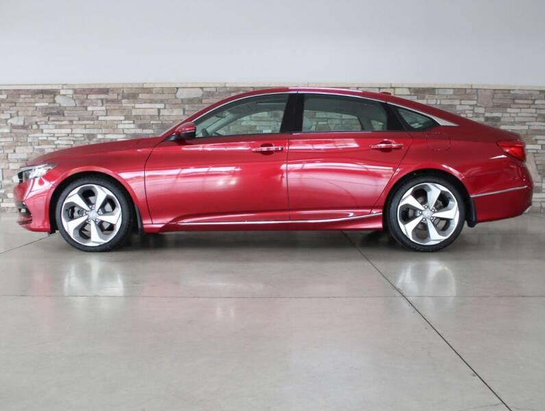 2018 Honda Accord for sale at Bud & Doug Walters Auto Sales in Kalamazoo MI