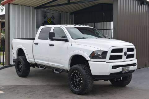 2013 RAM Ram Pickup 2500 for sale at G MOTORS in Houston TX