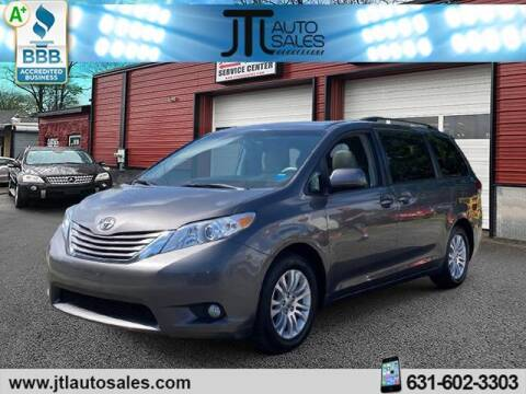 2012 Toyota Sienna for sale at JTL Auto Inc in Selden NY