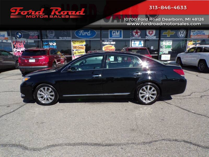 2011 Toyota Avalon for sale at Ford Road Motor Sales in Dearborn MI