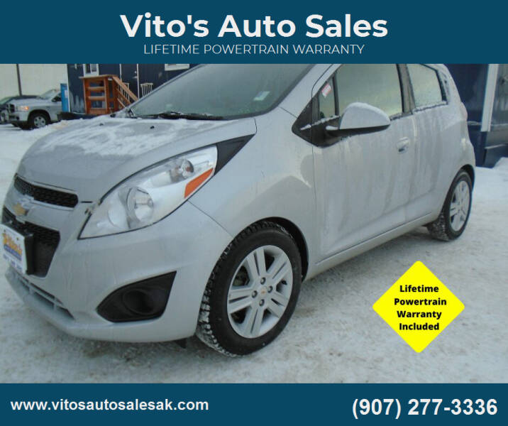 2015 Chevrolet Spark for sale at Vito's Auto Sales in Anchorage AK