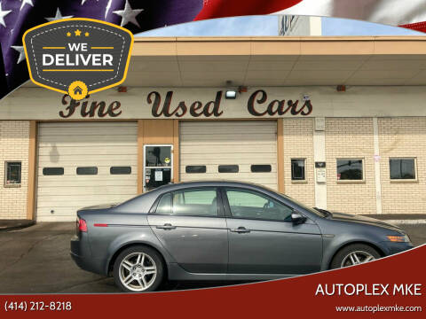 2008 Acura TL for sale at Autoplex 2 in Milwaukee WI