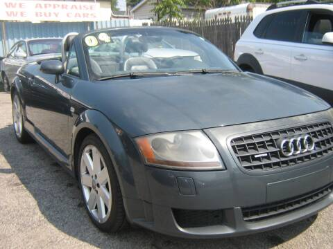 2004 Audi TT for sale at JERRY'S AUTO SALES in Staten Island NY