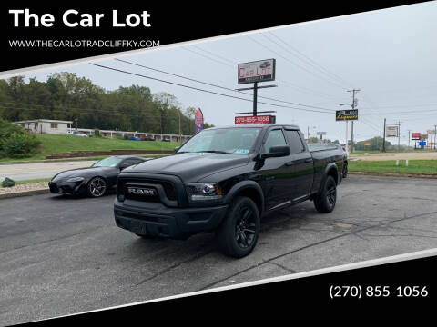 2021 RAM Ram Pickup 1500 Classic for sale at The Car Lot in Radcliff KY
