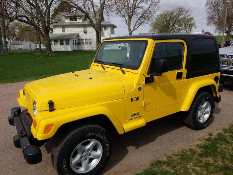 2006 Jeep Wrangler for sale at RLS Enterprises in Sioux Falls SD