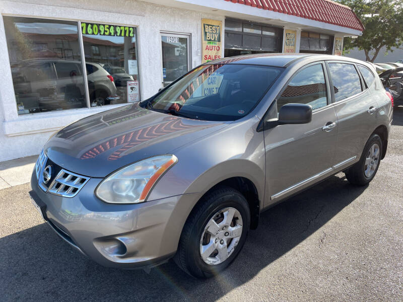 2011 Nissan Rogue for sale at Best Buy Auto Sales in Hesperia CA