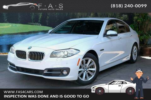 2016 BMW 5 Series for sale at Best Car Buy in Glendale CA