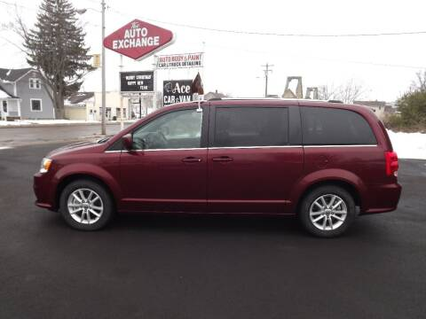 2019 Dodge Grand Caravan for sale at The Auto Exchange in Stevens Point WI