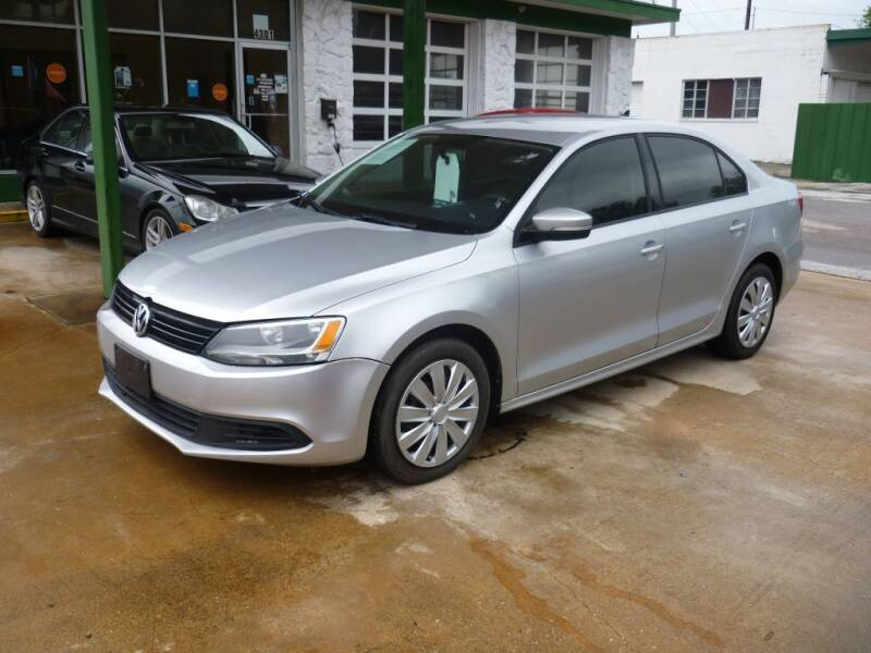 2014 Volkswagen Jetta for sale at Auto Outlet Inc. in Houston TX