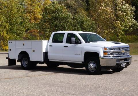 2019 Chevrolet Silverado 3500HD CC for sale at KA Commercial Trucks, LLC in Dassel MN