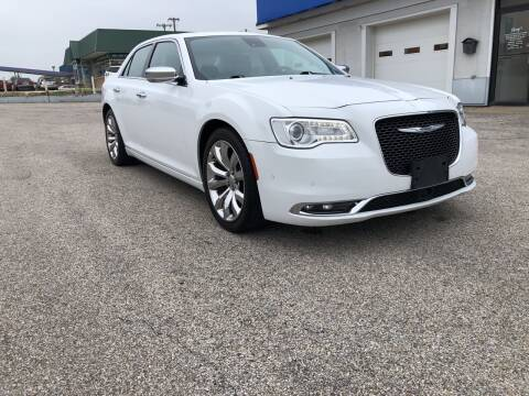 2015 Chrysler 300 for sale at Perrys Certified Auto Exchange in Washington IN