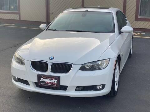 2009 BMW 3 Series for sale at Anamaks Motors LLC in Hudson NH