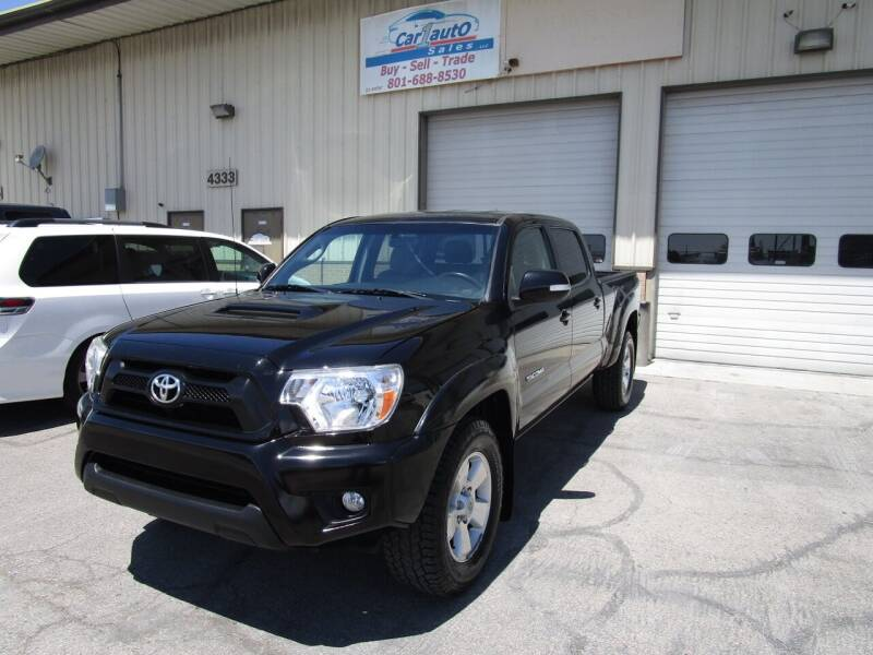 2015 Toyota Tacoma for sale in Murray, UT