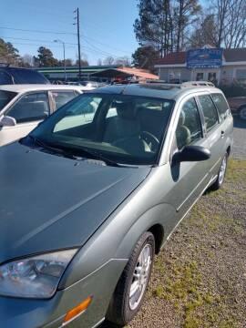 2006 Ford Focus for sale at Delgato Auto in Pittsboro NC