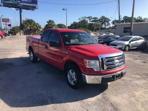 2009 Ford F-150 for sale at Friendly Finance Auto Sales in Port Richey FL