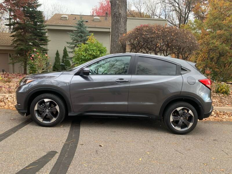 2018 Honda HR-V for sale at You Win Auto in Metro MN