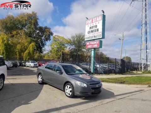2009 Chevrolet Malibu for sale at Five Star Auto Center in Detroit MI