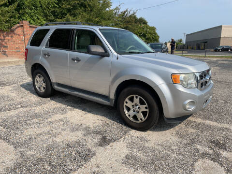 2012 Ford Escape for sale at Ron's Used Cars in Sumter SC