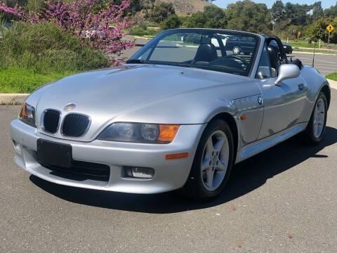 1998 BMW Z3 for sale at JENIN MOTORS in Hayward CA