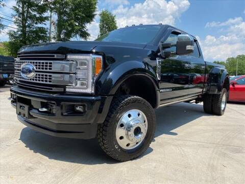 2018 Ford F-450 Super Duty for sale at iDeal Auto in Raleigh NC