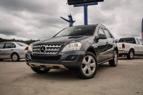 2011 Mercedes-Benz M-Class for sale at CarUnder10k in Dayton TN