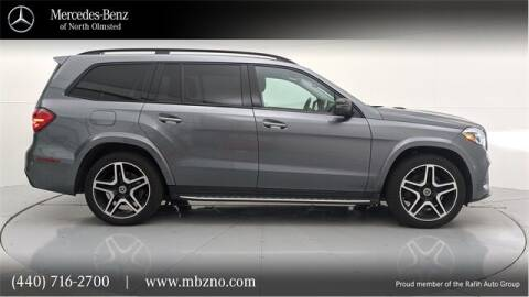 2018 Mercedes-Benz GLS for sale at Mercedes-Benz of North Olmsted in North Olmsted OH