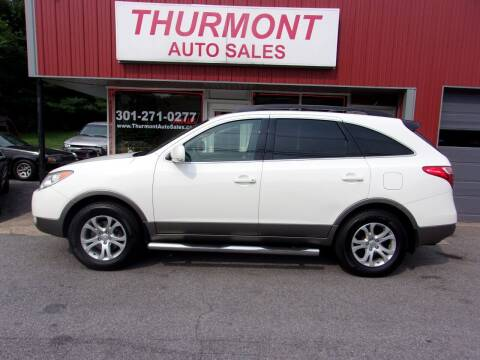 2011 Hyundai Veracruz for sale at THURMONT AUTO SALES in Thurmont MD