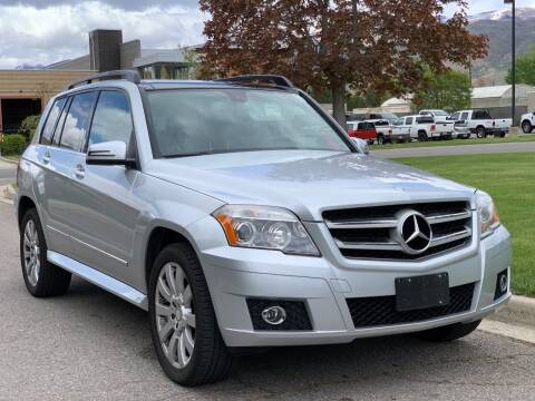 2010 Mercedes-Benz GLK for sale at A.I. Monroe Auto Sales in Bountiful UT