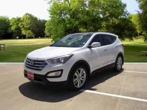 2016 Hyundai Santa Fe Sport for sale at BIG STAR HYUNDAI in Houston TX
