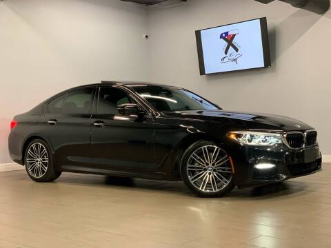 2017 BMW 5 Series for sale at TX Auto Group in Houston TX