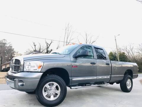 2009 Dodge Ram Pickup 2500 for sale at Cobb Luxury Cars in Marietta GA