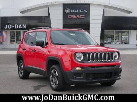 2018 Jeep Renegade for sale at Jo-Dan Motors - Buick GMC in Moosic PA