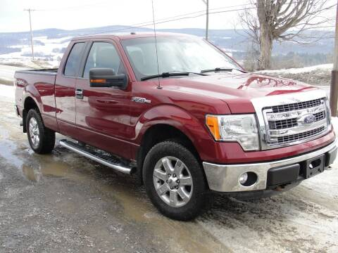 2014 Ford F-150 for sale at Turnpike Auto Sales LLC in East Springfield NY