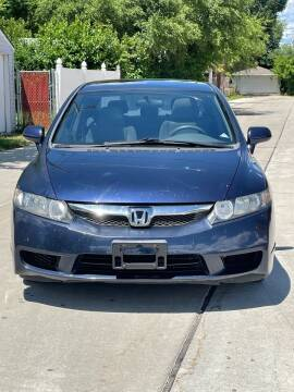 2009 Honda Civic for sale at Suburban Auto Sales LLC in Madison Heights MI