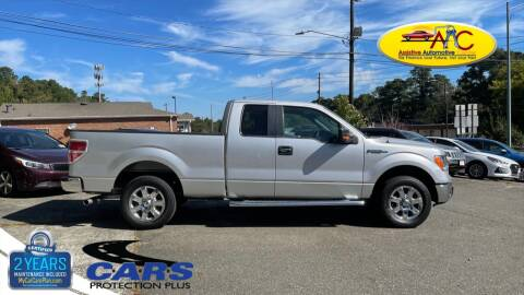 2014 Ford F-150 for sale at Assistive Automotive Center in Durham NC